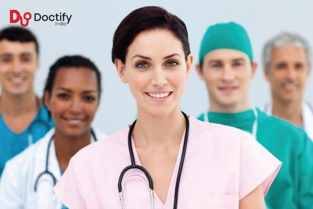 hospital recruitment